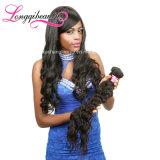 Влажные 100% Unprocessed и волнистые человеческие волосы бразильянина девственницы