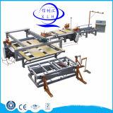 Automatische Productie van de Raad van de Machine/van het Deeltje van de Verwerking van de Raad van het Deeltje van de Rang van het meubilair de Melamine Onder ogen gezien