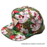 Casquillo y sombrero calificados calificados del Snapback del poliester de la manera