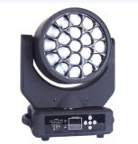 19PCS a cabeça movente DJ da lavagem do diodo emissor de luz de 12 watts iluminam-se
