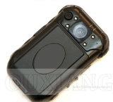 Encrpytionの最新の技術のZp605cの法の執行の警察のボディによって身に着けられているカメラ