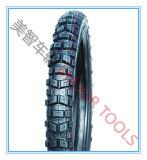 110/90-16 pneumatischer Gummimotorrad-und Dreiradreifen mit Gefäß