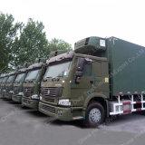 Sinotruk HOWO 4X2 20t冷却装置トラック