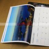 Половинное печатание календара стены хорошего качества цены