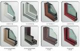 Finestra di alluminio della stoffa per tendine della rottura termica di Roomeye/risparmio energetico Aluminum&Nbsp; Casement&Nbsp; Finestra (ACW-017)