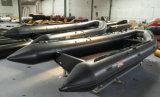 шлюпка корпуса 5.6m 18.8FT алюминиевая раздувная, шлюпка нервюры, рыбацкая лодка, PVC или шлюпка спорта Hypalon