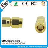 Conetor coaxial dos conetores de SMA Jd8000 para o conetor de SMA