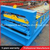Rodillo del azulejo de azotea 950 que forma la maquinaria para la India