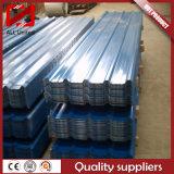 Lamiera sottile di alluminio 6061 dello zinco del tetto ondulato