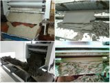 tipo máquina de secagem do parafuso da pilha 30000mg/L do tratamento da água da máquina da lama