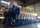 Motor diesel marina de la economía de combustible de cuatro tiempos de Wartsila 20 Yuchai