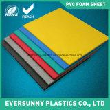 Verde ad alta densità tipo di plastica lamiera sottile dei 2016 l'altro materiali da costruzione della gomma piuma del PVC