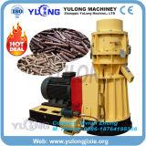 平らな500-1000kg/Hourは木製の餌機械を停止する