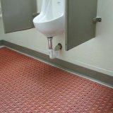 Badezimmer-Dusche-Toiletten-Fußboden-Bodenbelag-Gummibad-Matten