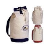 印刷される習慣の卸し売り綿のドローストリング袋