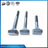 L'estampage d'acier inoxydable d'OEM a modifié des pièces en métal de produits de pièce de rechange de pièce forgéee