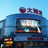 Tabellone per le affissioni esterno di successo di colore completo LED di alta qualità P20