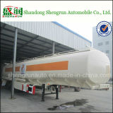 La Cina Manufacturer Best Selling 45000litres Chemical Oil Tanker