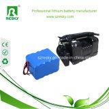 batería recargable del Li-ion de 7.4V 4000mAh 4400mAh 5200mAh para la herramienta eléctrica