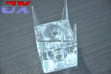 Fabricante de China de las piezas del CNC del acrílico plástico de encargo de la precisión que trabaja a máquina