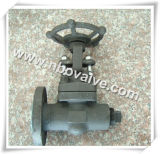F22 Flanged und Welded Forged Gate Valve (Inch G46H-1/2)