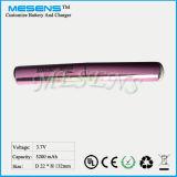 3.7V 5ah Li-Ionbatterie mit Zelle 18650