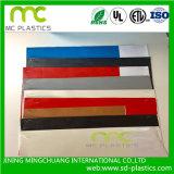 Цветастые пленки PVC для промышленной толщины 0.04-0.25mm