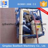 Strumentazione di trattamento di superficie del serbatoio/macchina granigliatura