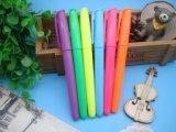 Crayon lecteur de borne de balai de couleur d'eau molle
