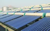 Integrative zentrale Solarklimaanlage