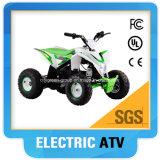 2017 bici eléctrica de gran alcance 1000W del patio ATV de la alta calidad