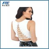 t-shirt da forma para a menina/senhora com boa qualidade