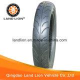 Populärer Motorrad-Reifen des Geschwindigkeits-Reifen-120/70-12/Motorrad-Gummireifen nach Griechenland