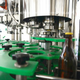 Cerveza de la botella de cristal/empaquetadora de relleno del vino que capsula/de la vodka