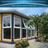 Aluminiummarkisen-Fenster mit Wärme-und Ton-Beweis