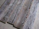 Piso de madera dura ruso del roble/entarimado de madera/suelo de madera dirigido