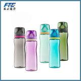 Чашка бутылки воды удобных спортов пластичная сподручная