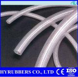 Tuyau en acier tressé en fibre de fer ou en acier à aspiration flexible