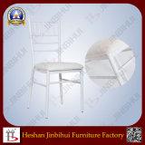 Schwarzes und Red Novel Back Upholstered Wedding Chair (BH-L8815C)