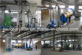 Secador giratório da serragem industrial quente de China da venda 2016