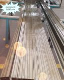 6063-T5 a expulsé le profil en aluminium/profils en aluminium d'extrusion