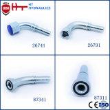 montaggio di tubo flessibile idraulico del puntale maschio dell'acciaio inossidabile di 28611 28611-W Jic per il tubo flessibile idraulico