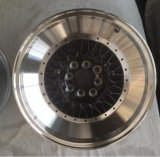 機械で造られたリップを搭載するBBSのアフター・マーケットの合金の車輪