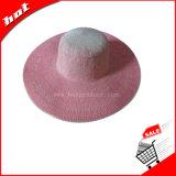 Sombrero de paja de papel flojo de la paja de las mujeres