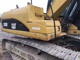 Trattore a cingoli usato 320d del macchinario di costruzione fatto nel Giappone da vendere