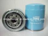 Filtro dell'olio dell'automobile 16510-83012 per Toyota