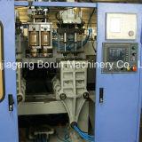 PET/HDPE/LDPE/pp.-Trommel-und Flaschen-Strangpresßling-Blasformen-Maschine