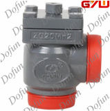 Form-Gas Balll Ventil verwendet auf Abkühlung-Rohr