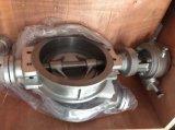 Клапан-бабочка JIS 10k 300A Carbon Steel Wafer