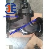 DIN/API Roheisen-/Form-Stahl-Flansch-Kugel-Ventil